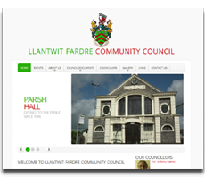 Llantwit Fardre Community Council