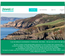 Accommodation Pembrokeshire