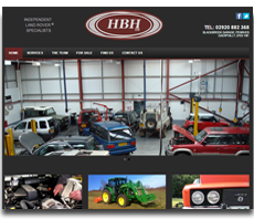 HBH Automotive Ltd